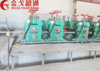 High Efficiency Hot Rolling Line High Precision For Round Steel